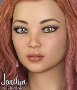 Jordyn for Genesis 8 Female