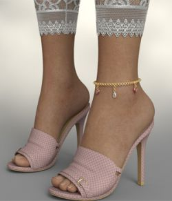 InStyle - Jani Heels and Pantyhose G8F