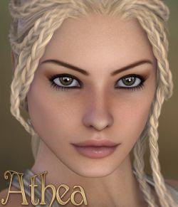 Athea - V4 Girl