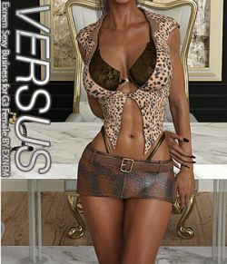VERSUS- Exnem Sexy Business for G3 Female