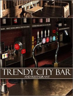 Trendy City Bar
