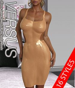 VERSUS- dForce Fedra Dress G3F