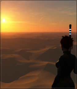 ExoPlanet IV : Sunset
