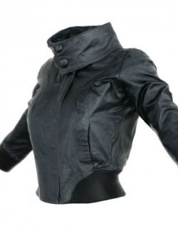 FBX- Black Leather Jacket