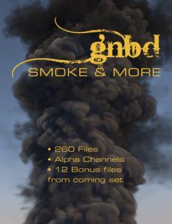 GNBD Smoke Project - 4K TIFF Files
