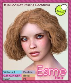 Biscuits Esme Hair