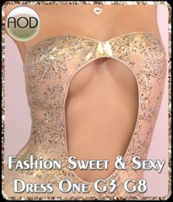 Fashion: Sweet & Sexy Dress One G3/G8