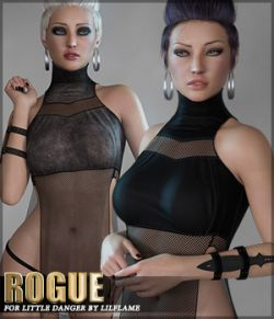 Rogue for Little Danger Genesis 8 Females