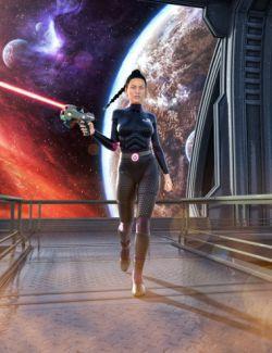 G7 Bio Suit for Genesis 3 Female(s)