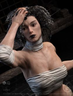The Bride for Genesis 8 Female