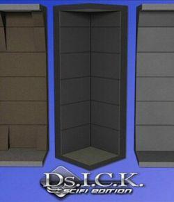DS.I.C.K. SciFi Base for DAZ Studio