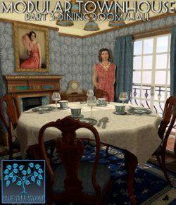 Modular Townhouse 3: Dining Room