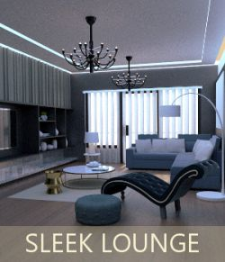 Sleek Lounge