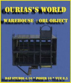 Ourias's world : Warehouse