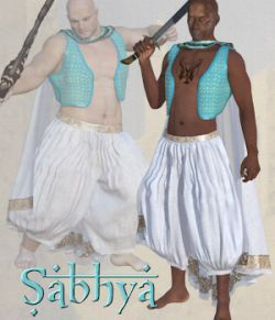 Sabhya dynamic for M4 and Poser