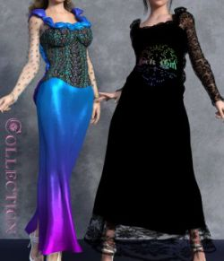 Collection for Shameless Dress G3F by powerage
