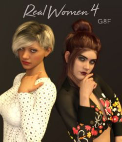 Real Women 4 for G8F
