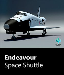 Endeavour Space Shuttle - Extended License