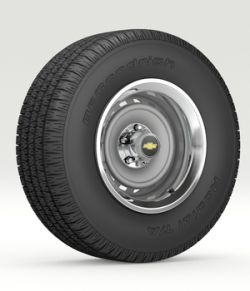 Wheel and tire 8- Extended Licence
