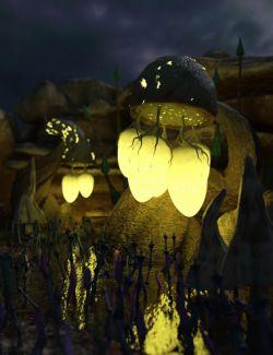 Alien Botanicals 2 Iray