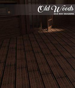 DAZ Iray- Old Woods