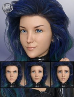Sweet but Dangerous- Expressions for Genesis 8 Female(s) and Aiko 8
