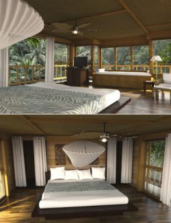 Bali Resort Room