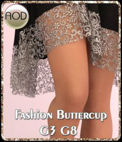 Fashion: Buttercup G3 and G8