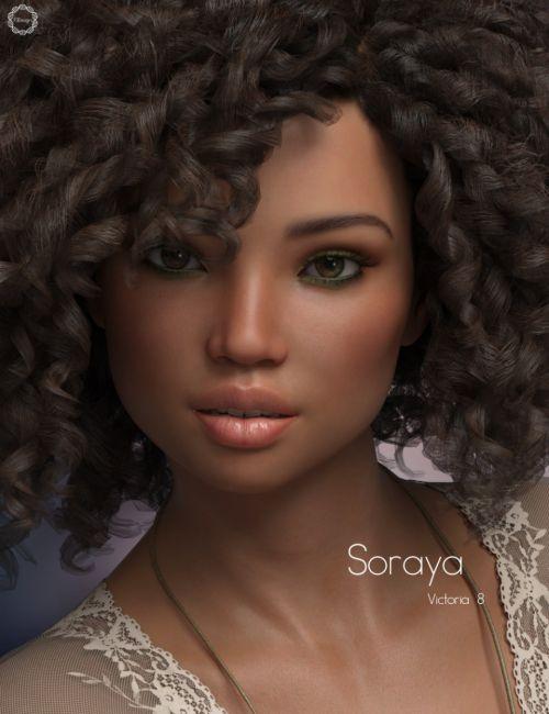 P3D Soraya for Victoria 8