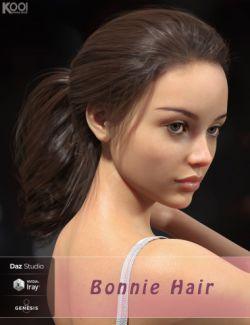 Bonnie Hair for Genesis 8 Female(s)