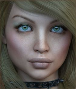 TDT-Ellie for Genesis 8 Female