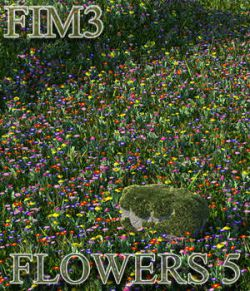 Flinks Instant Meadow 3 - Flowers 5