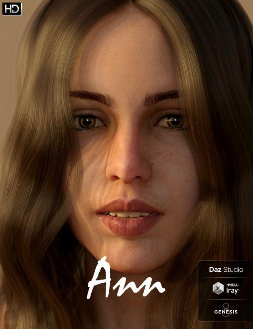 Ann for Victoria 8