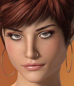 3DSVex Kehlin Genesis 8 Female