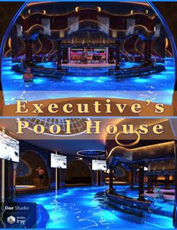 Executive's Pool House