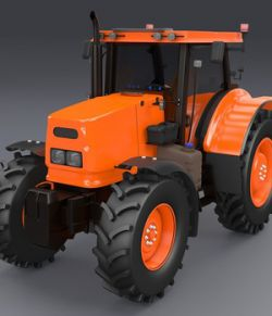 Farm tractor - Extended Licesne