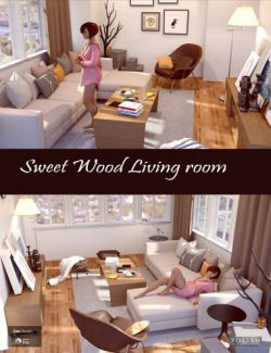 Sweet Wood Living Room