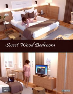 Sweet Wood Bedroom