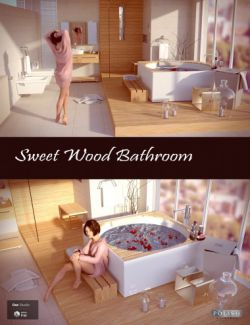 Sweet Wood Bathroom