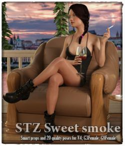 STZ Sweet smoke