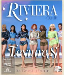 Riviera Textures For GF3