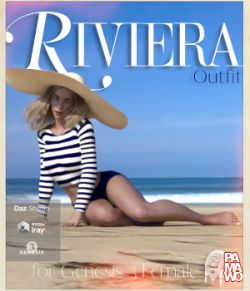 Riviera Outfit for GF3