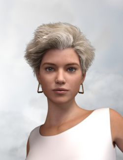 Bella Mane Hair for Genesis 3 and 8 Female(s)