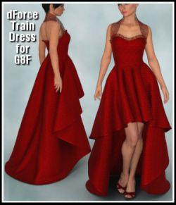 dForce- Train Dress for G8F