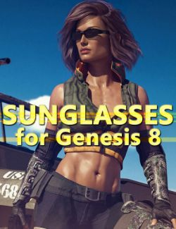 Sunglasses for Genesis 8