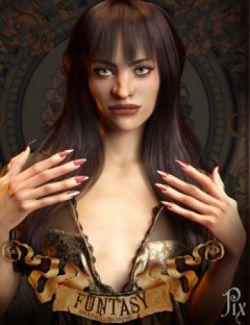 Funtasy Shaping Morphs for Genesis 8 Female