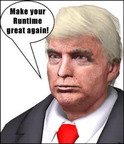 President 45 (for Poser)