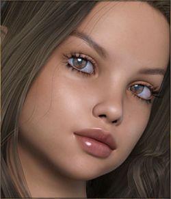 TDT-Katrina for Genesis 8 Female