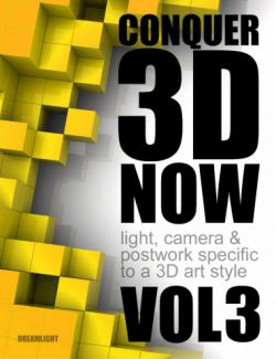 Conquer 3D Now Vol 3 - Zoomed Art