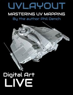 Mastering UV Mapping with UVLayout
